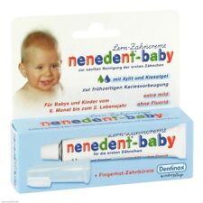 NENEDENT Baby Zahnpflege Set 20ml PZN 01439821