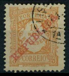 Portugal 1911 SG#D419, 10R Postage Due Optd Used #E79305