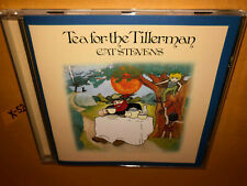 CAT STEVENS Tea for Tillerman CD hits Wild World Father & Son Where Children Pla