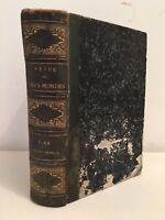 Rivista Delle Deux Mondi Volume 73 1868 Parigi ABE