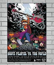 W373 Art Scott Pilgrim Love Comic 18 24x36inch Poster New Gift