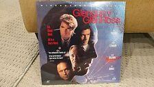 Glengarry Glen Ross; Pacino, Baldwin, Harris, Spacey; Laserdisc New Sealed