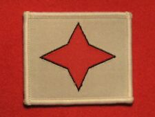 BRITISH WW2 8TH INFANTRY DIVISION FORMATION BADGE STAR