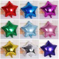 Gifts Wedding Decoration Star Shape Aluminum Foil Balloon Party Decor Pentagram