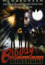 Bloody Birthday [New DVD]