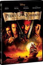 PIRACI Z KARAIBÓW: KLĄTWA CZARNEJ PERŁY (THE CURSE OF THE BLACK PEARL) - DVD