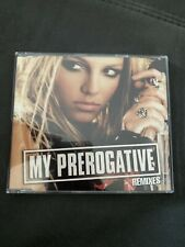 Britney Spears My Prerogative Promo Remixes EU