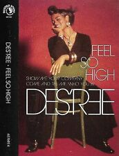 Des'ree Feel So High CASSETTE SINGLE Electronic Downtempo Soul Accapella