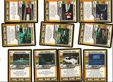 Initidal D 10 CCG turn cards