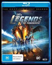 DC's Legends Of Tomorrow : Season 1 (Blu-ray, 2016, 2-Disc Set)