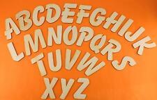 3D Holzbuchstaben Buchstabe Zahlen Zahl Buchstaben Holz natur Namen 8 cm A-Z