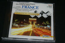 AUDIO CD - THE BEAUTIFUL WORLD OF CLASSICAL MUSIC - FRANCE - VOLUME 4 - FRENCH