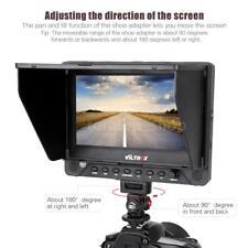 Viltrox DC-70EX 4K PRO 7'' FULL HD LCD Video Monitor for Nikon Canon Camera U3B8