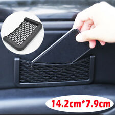 Car Vehicle Storage String Net Pouch Bag Phone Holder Pocket Organizer Interior