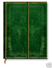 Paperblanks Blank Lined Writing Journal Jade Green Mini Size 3 x 5 New
