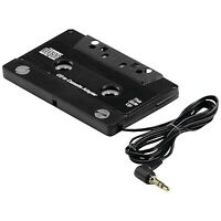 New Philips Audio Car Cassette Tape Adapter 3.5 MM For iPhone Ipod MP3 AUX