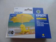Cartouche d'encre EPSON T0444 Jaune / Epson (T0444) Yellow Ink