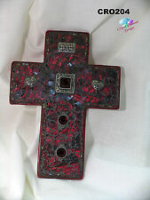 Mosaic Cross - Handmade would look Beautiful in your Home on the Wall  CRO204