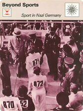 ADOLPH HITLER 1979 Sportscaster Card #52-15 High #   NAZI GERMANY