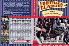 """1968 """"This Week In The AFL"""" - Weeks 11 & 12 includes Heidi Game!"""