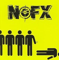 NOFX  WoLves in WoLves' ClotHinG BranD NeW SeaLed SS CD FaT WReCK CHoRDs LaBeL