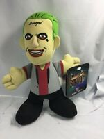 "BLEACHER CREATURES SUICIDE SQUAD THE JOKER 7"" INCH PLUSH NEW WITH TAG BATMAN FS"