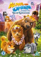 Alfa y Omega - Journey a Oso Kingdom DVD Nuevo DVD (LID95480)