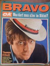 BRAVO OK 27 - 1967 (1) Thomas Fritsch Georg Nader Lilo Pulver Bee Gees Schönherr