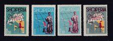 Albanien 1962 postfrisch MiNr. 683-686 Europa