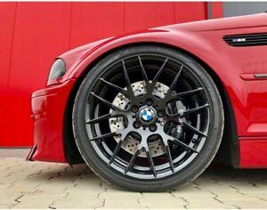BMW E46 M3/E9x M3 360mm Front BBK Setup