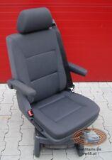 VW T5 Drehsitz Multivan Sitz Anthrazit Duo Stoff | swivel seat Anthracite