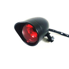 12V Black Rear Tail stop brake light For Kawasaki Ninja 250R ZX6 Suzuki GSXR1000
