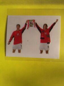 Cristiano RONALDO Rookie Manchester United 2006 Panini # 67