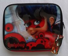 Miraculous Ladybug - Insulated Lunch Bag - Gift - Brand New