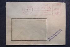 Las empresas RDA sello-Consejo de la ciudad Mittweida-carta libre sello/s7