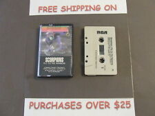 SCORPIONS FLY TO THE RAINBOW CASSETTE