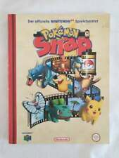 Lösungsbuch Pokemon Snap kmpl. deutsch offz. Spielberater