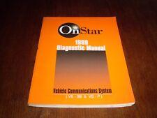 1999 On Star Communication Diagnostic Manual VS- P & VS- 3B. General Motors Co.