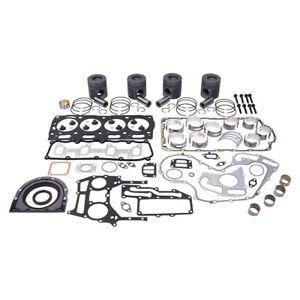 Major Engine Overhaul Kit Fits Caterpillar Model 416D Backhoe ARR: 234-3059