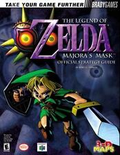 Legend of Zelda: Majora's Mask Official Strategy Guide (Bradygames Strategy Gui