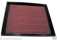 KN Filtre à air (33-2734) remplacement haut débit de filtration