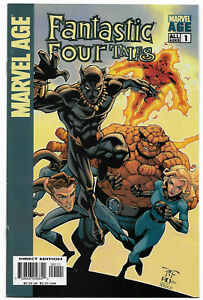FANTASTIC FOUR TALES#1 NM 2005 MARVEL COMICS