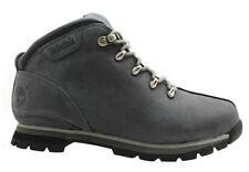 Stivali, anfibi e scarponcini da uomo Timberland grigio con