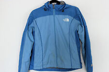 North Face Baby Blue Full Zip Hooded Hydrenalite Jacket Women's Smal