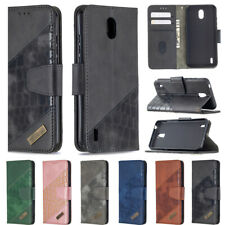 For Nokia 2.3 1.3 5.3 Case Pattern Flip Stand Wallet Card Holder Luxury Cover