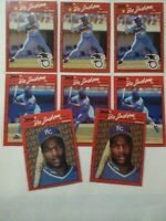 1990 Donruss Bo Jackson RC Baseball Card Lot  *FREE SHIPPING*