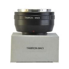 Tamron Adaptall II Lens to Micro 4/3 M4/3 Adapter G3 G2 GH3 GF3 E-PL3 E-P3 E-PM1