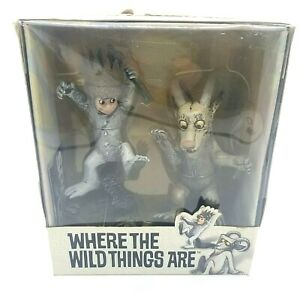 Where The Wild Things Are MAX and GOAT BOY 2000 McFarlane Figure in Box