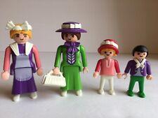 Playmobil 5339 Victorian Wedding Reception Family Woman Maid Kids Figures