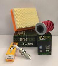 KTM 125 / 200 Duke (2011 to 2016) Service Kit (AIr / Oil Filter and Spark Plug)